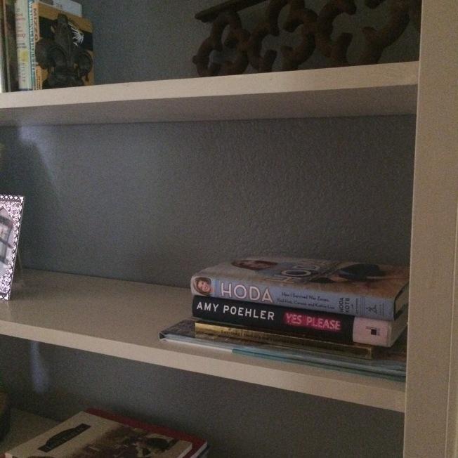 Finished bookcase